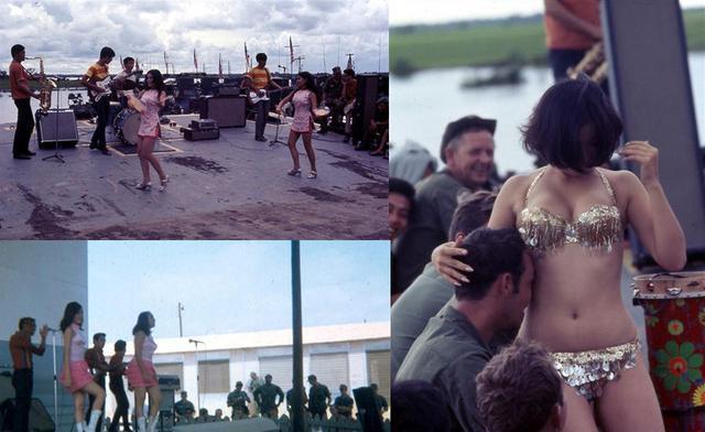 美军在越战遭遇惨败,但念念不忘那里的女人