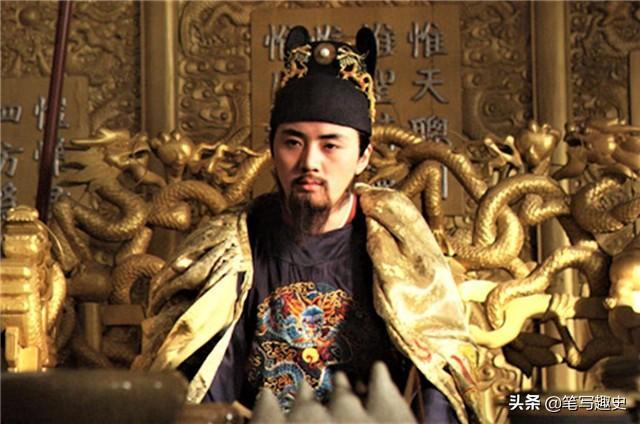 末代皇帝并非都是无能之辈,明朝灭在崇祯手上,他是替谁背了锅?
