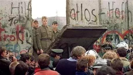 德国统一为何是东德并入西德,而不是西德并入东德?