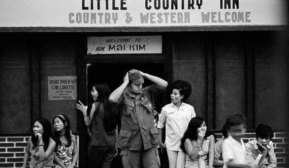 美軍在越戰遭遇慘敗,但念念不忘那里的女人