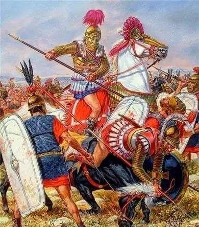 皮德那战役:落后于时代的马其顿方阵在罗马军团面前崩溃了