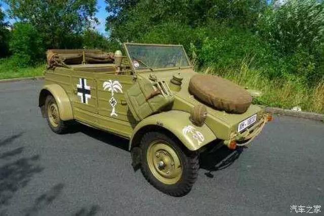 身为德国地面部队的马前卒,盟军竟然也对它感兴趣